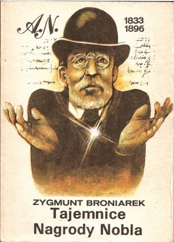 Okładka książki Tajemnice nagrody Nobla