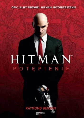Okładka książki Hitman: Potępienie