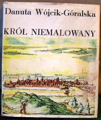 Okładka książki Król Niemalowany