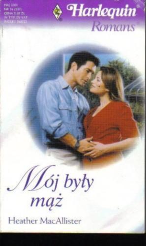 Okładka książki Mój były mąż