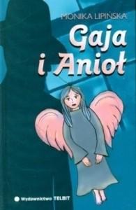 Okładka książki Gaja i Anioł