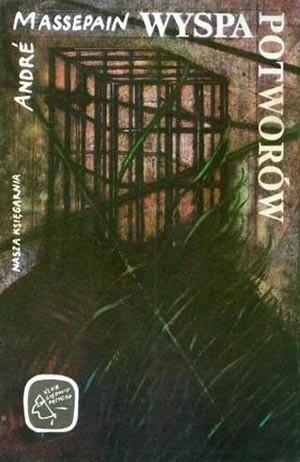 Okładka książki Wyspa Potworów