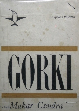 Okładka książki Makar Czudra