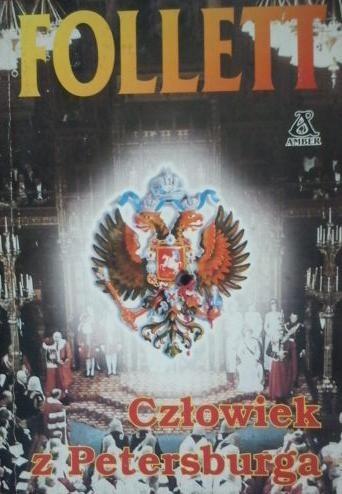 Okładka książki Człowiek z Petersburga