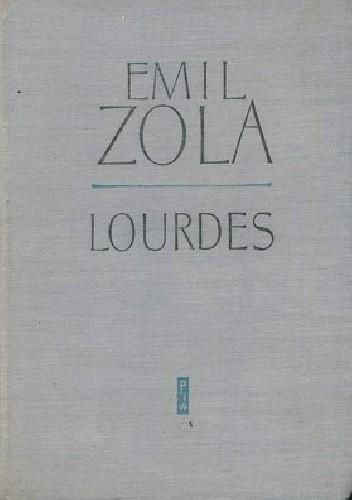 Okładka książki Lourdes