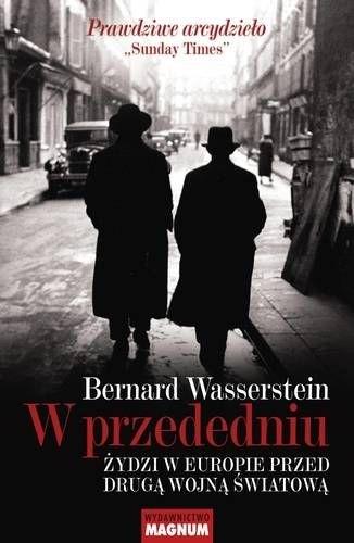 Okładka książki W przededniu. Żydzi w Europie przed drugą wojną światową