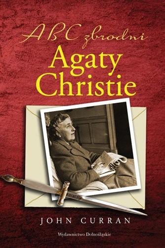 Okładka książki ABC zbrodni Agaty Christie