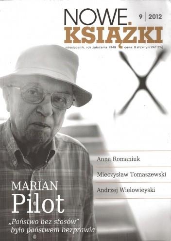 Okładka książki Nowe Książki, nr 9 (1123) / 2012