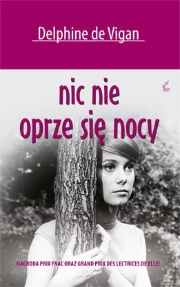 Okładka książki Nic nie oprze się nocy