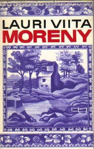 Okładka książki Moreny