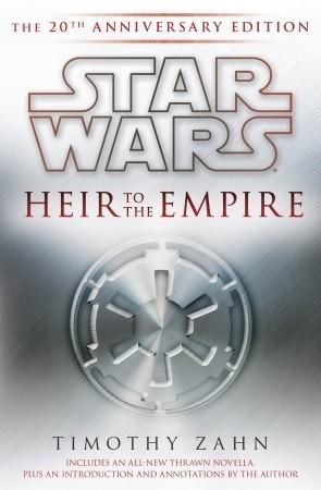 Okładka książki Heir to the Empire: The 20th Anniversary Edition