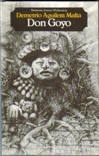 Okładka książki Don Goyo