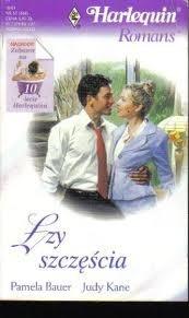 Okładka książki Łzy szczęścia