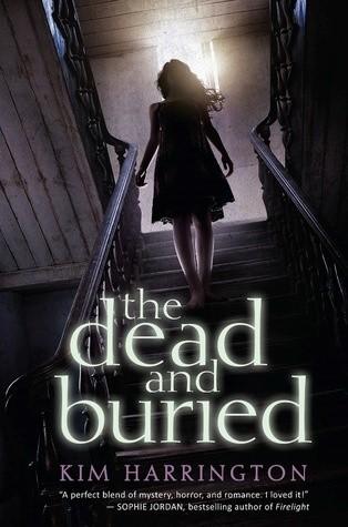 Okładka książki The Dead And Buried