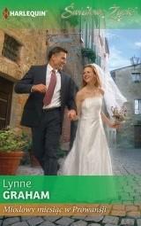 Okładka książki Miodowy miesiąc w Prowansji