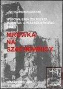 Okładka książki MRÓWKA NA SZACHOWNICY