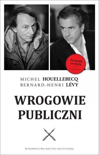 Okładka książki Wrogowie publiczni