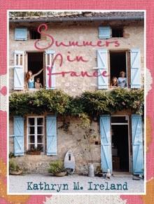 Okładka książki Summers in France