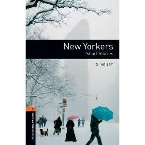 Okładka książki New Yorkers - Short Stories
