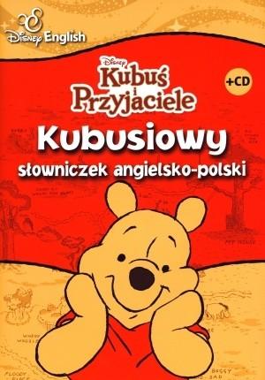 Okładka książki Kubusiowy słowniczek angielsko-polski