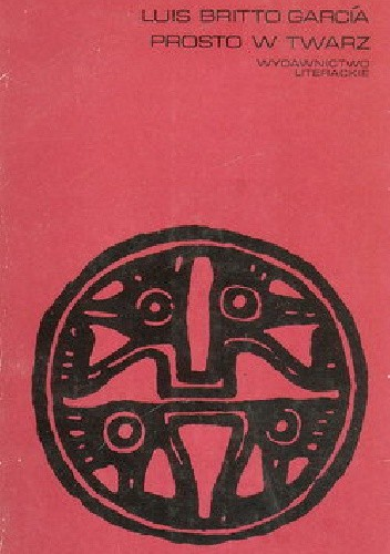 Okładka książki Prosto w twarz