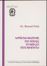 Okładka książki Wprowadzenie do Ksiąg Starego Testamentu