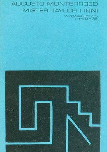 Okładka książki Mister Taylor i inni