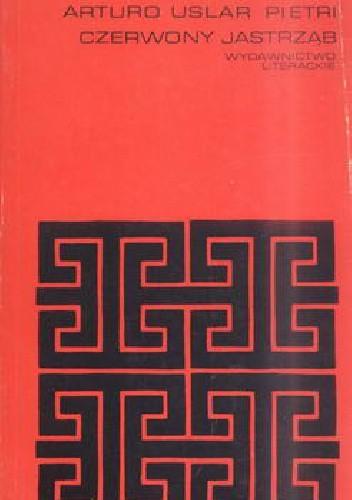 Okładka książki Czerwony jastrząb