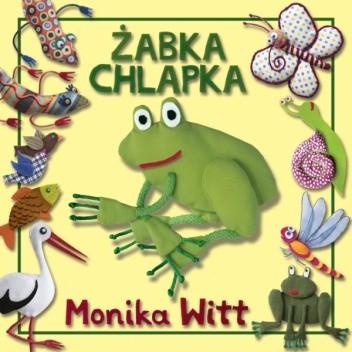Okładka książki Żabka Chlapka