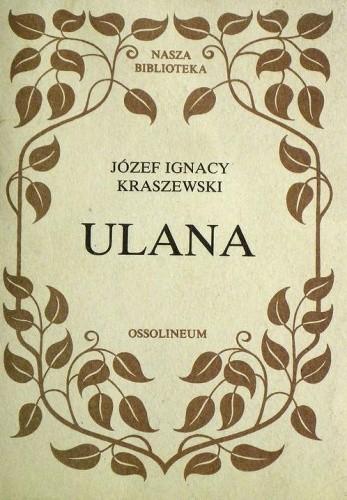 Okładka książki Ulana