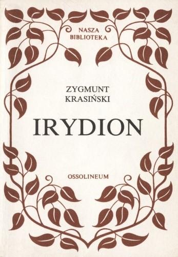 Okładka książki Irydion
