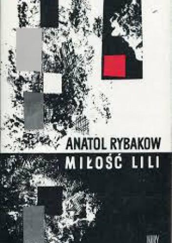 Okładka książki Miłość Lili