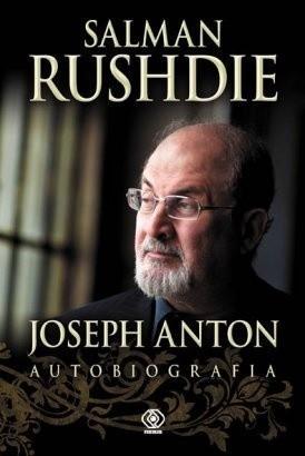 Okładka książki Joseph Anton. Autobiografia