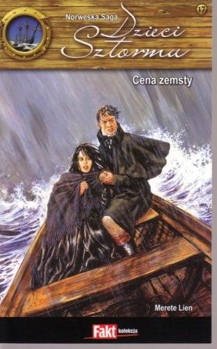 Okładka książki Cena zemsty