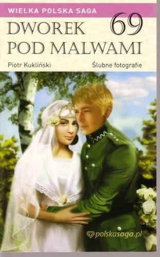 Okładka książki Ślubne fotografie