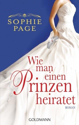 Okładka książki Wie man einen Prinzen heiratet