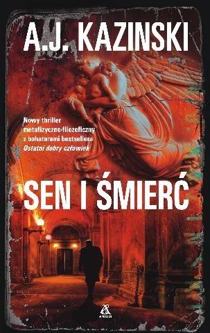 Okładka książki Sen i śmierć