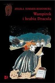 Okładka książki Wampirek i hrabia Dracula