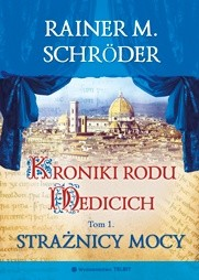 Okładka książki Strażnicy mocy