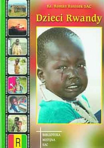 Okładka książki Dzieci Rwandy