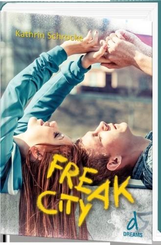 Okładka książki Freak City