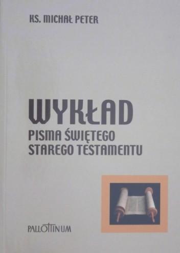 Okładka książki Wykład Pisma Świętego Starego Testamentu