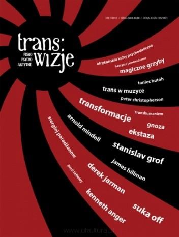 Okładka książki Trans/wizje nr 1