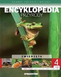 Okładka książki Skarby polskiej natury - Encyklopedia przyrody - Gady i płazy