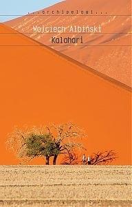 Okładka książki Kalahari