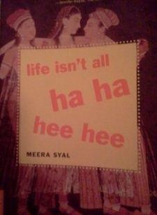 Okładka książki Life Isn't All Ha Ha Hee Hee