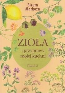 Okładka książki Zioła i przyprawy mojej kuchni