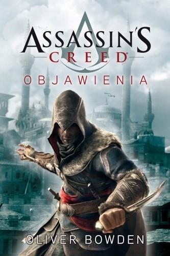 Okładka książki Assassin's Creed: Objawienia