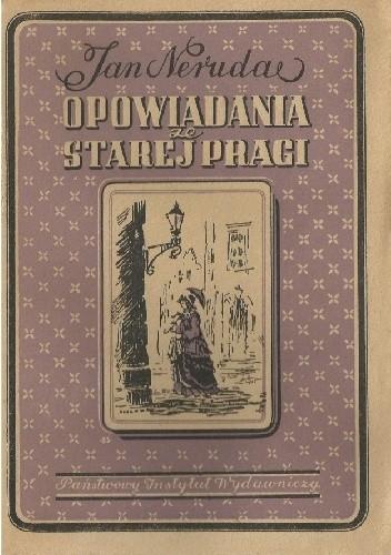 Okładka książki Opowiadania ze Starej Pragi