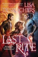 Okładka książki Last Rite